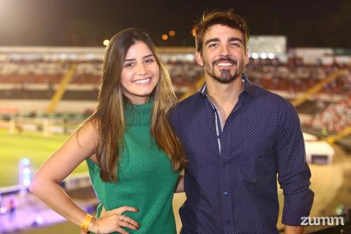 Bruna Perez e Neto