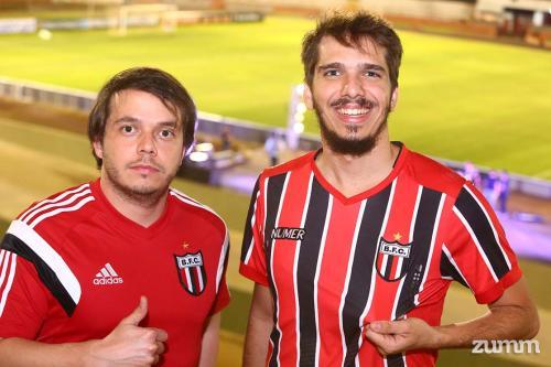 Felipe Lima e Vinicius Brino