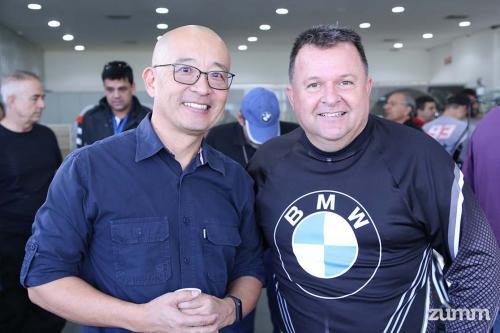 Cláudio Matsuda e Roberto Melli