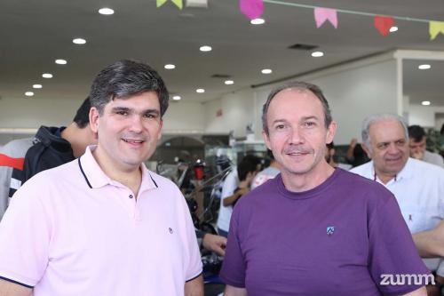 Pablo Arraes e Paulo Vacilotto