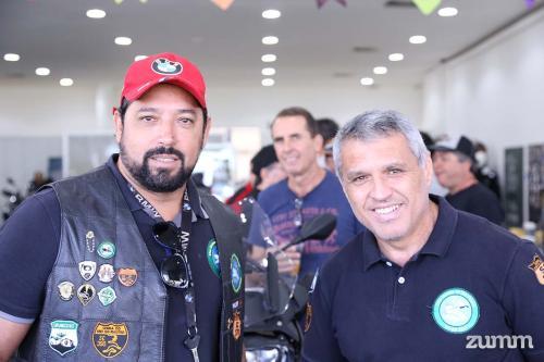 Waldir Barbosa e Sandro Lima