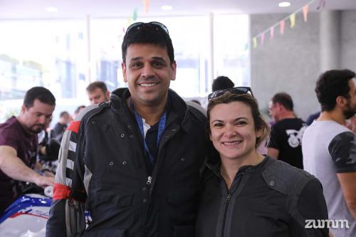 Daniel e Brenda Brandão