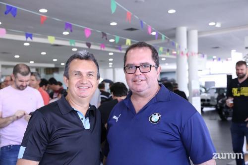 Reginaldo Bueno e Mauro Bernardes