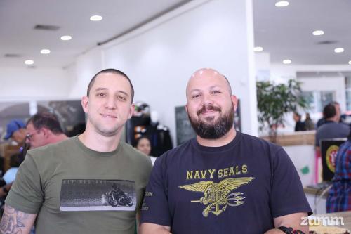 Yuri Lupino e Thiago Carotta