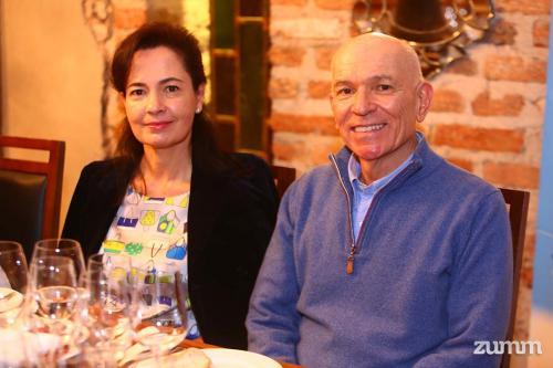 Andrea e Carlos Luzzi
