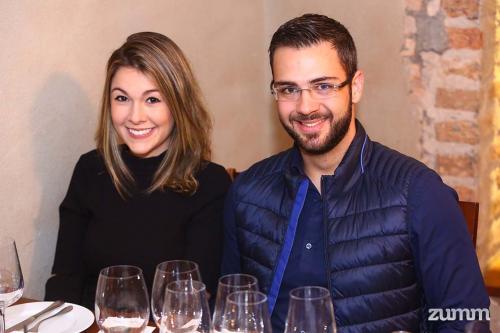 Arthur Gallo e Viviane Mosquetti