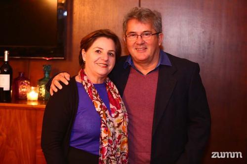 Benedito e Cristina Campanha