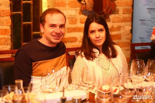 Rodrigo e Patrícia Dantas
