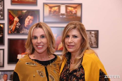 Silvia Salviato e Maria Victoria Soberon