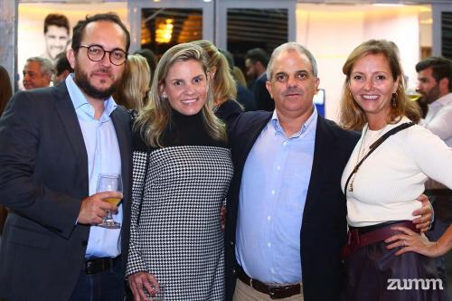 Licio Cintra, Patricia Musa Miguel e Gisela Borges