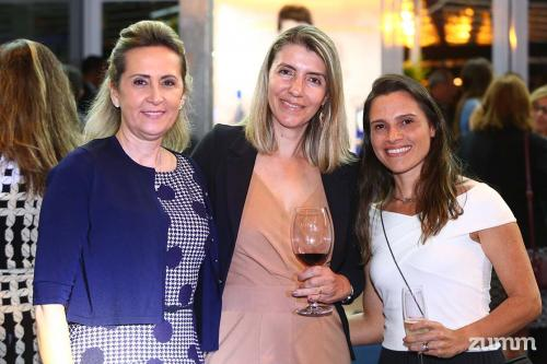 Silvia Balbino, Adriana nartini e Rita camolez