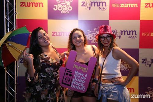 Kelly Pinheiro, Camila Landim e Amanda Ramos