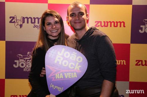 Francine  Rodrigues e Natan Ferraro