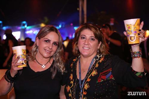 Erika Ferreira e Patrícia Trolese