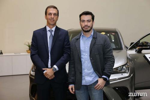 Mauricio Caetano e Luis Artur Nacarato