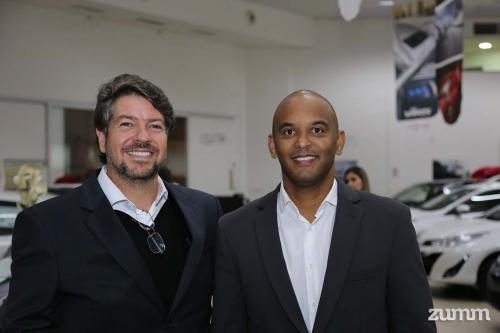 Marcelo Bauer e Breno Gusmão
