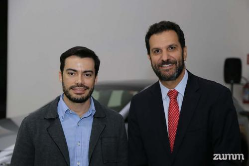 Luis Artur Nacarato e Fabricio Leonard