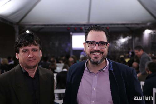 Alexandre Marinho e Rafael Delibo