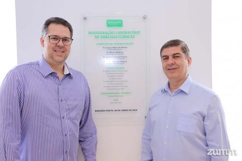 Julio Paim e Gustavo Ribeiro
