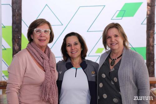Teresa Cristina Fernandes de Carvalho, Cleia Arroyo de Almeida Prado e Alba Valéria B Schiaveto