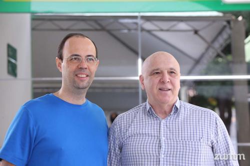 Alexandre Seixas e João Haroldo Pontin Barbosa