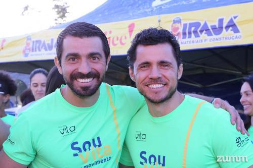 Fernando Cadamuro e Fabio BRaga