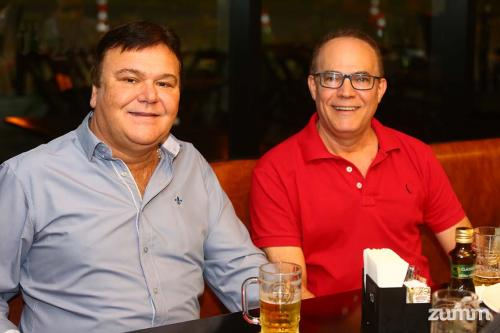 Fábio Esteves e Toni valente