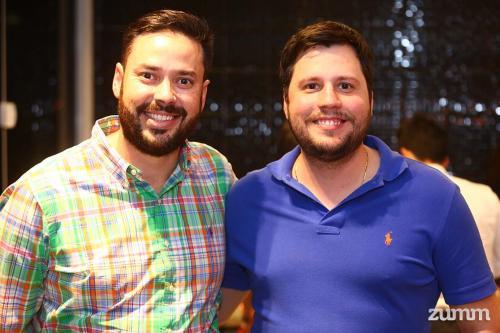 Arthur Prieto e Tiago Borges