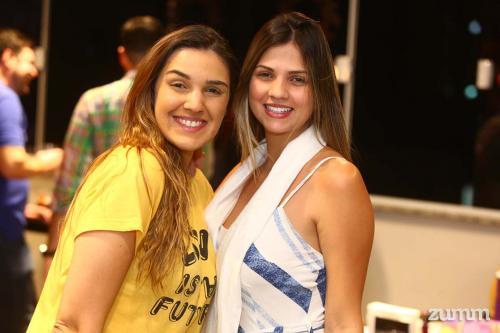 Bianca Laves e Luana Perles