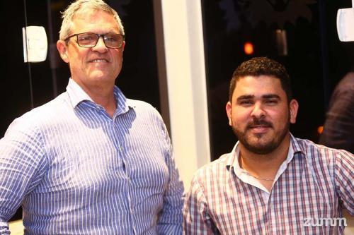 Sebastião Nogueira e Joandson Silva