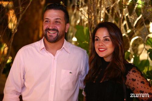 Alexandre Barreto e Débora Lopes