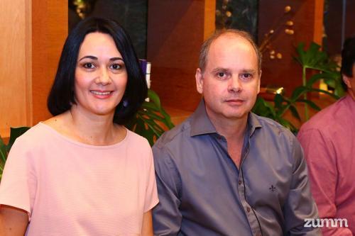 Fabiana e Gian Ribeiro