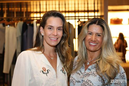 Tatiana Cury e Márcia Mariani
