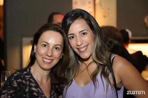 Lolo Junqueira e Maria Clara Melo