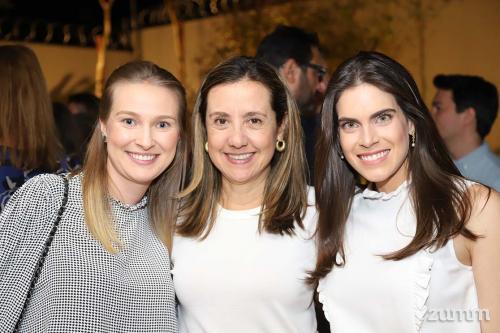 Eduarda Pagano Cassia Colaferro e Isabel Tittoto