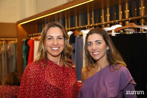 Marina Kocourek e Renata Salomão