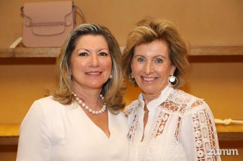 Mariangela Villas Boas e Márcia Titotto