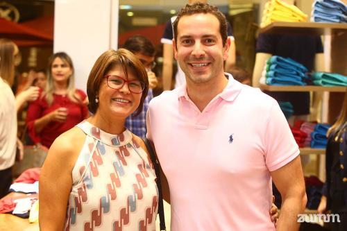 Mônica Abreu e Alexandre Figueiredo