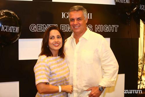 Maíra e Alexandre Tuzzi