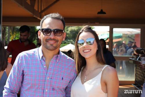 Nilson Souza e Viviane Luchetta