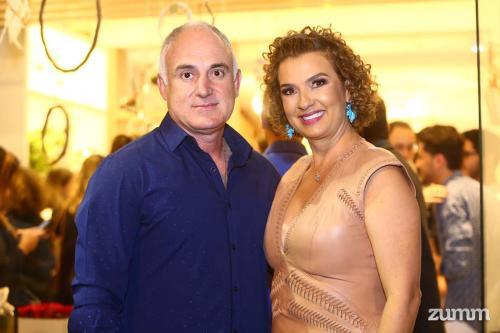 José Carlos e Mônica Paterniani