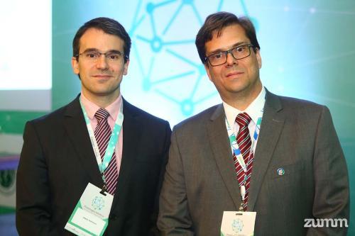 Daniel Penteado e Ricardo Lessa