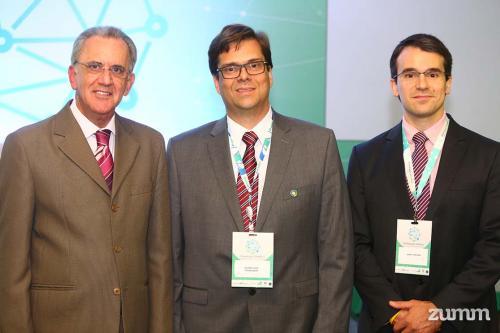 Fernando Nobre, Ricardo Lessa e Daniel Penteado