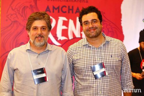 Eduardo Ciccone e José Renato Colaferro