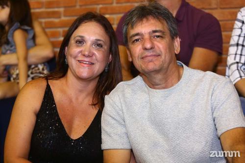 Annelise e Luiz Ruiz