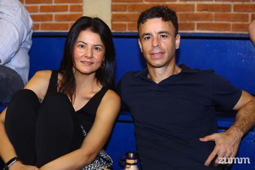 Clarisse e Pedro Santos