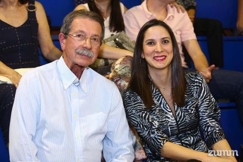 Francisco e Graziela Carlucci