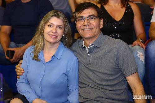 Sílvia e Emanuel Silveira