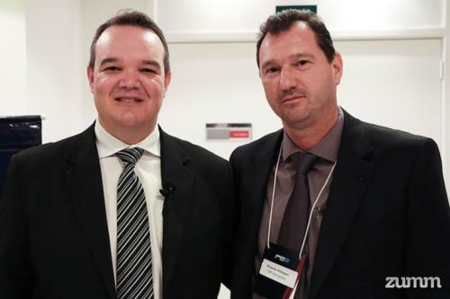 José Roberto Reis da Silva e Ricardo Pelissari