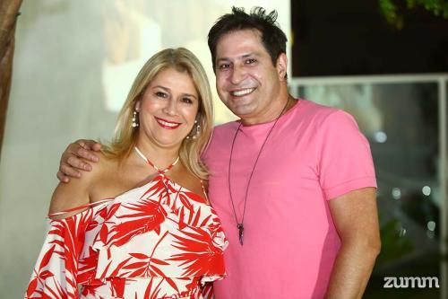 Fabiana Severo e Jeferson Elias